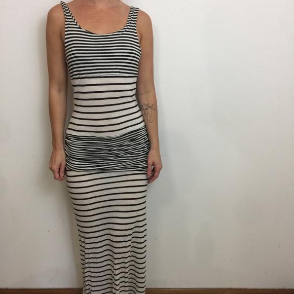 Nightcap Dresses & Skirts - Nightcap Free People Striped Maxi FLAWED Dress